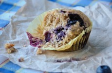 Not Your Average Blueberry Muffins 190x